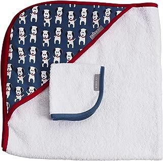 JJ Cole Hooded Towel, Fire Dogs