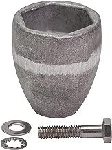 Quicksilver 865182Q01 Aluminum Anode Kit - Prop Nut on Bravo III Drives