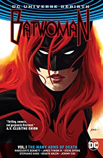 Batwoman (2017-) Vol. 1: The Many Arms of Death (Batwoman (2017-2018))
