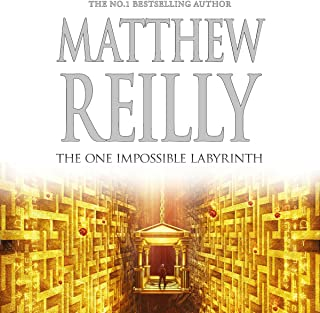 The One Impossible Labyrinth: Jack West Jr, Book 7