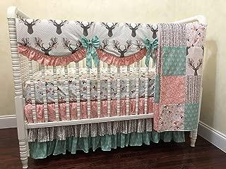 Best deer crib bedding girl Reviews