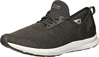 New Balance Women's Nergize V1 FuelCore Cross Trainer, Grey, 11 D US