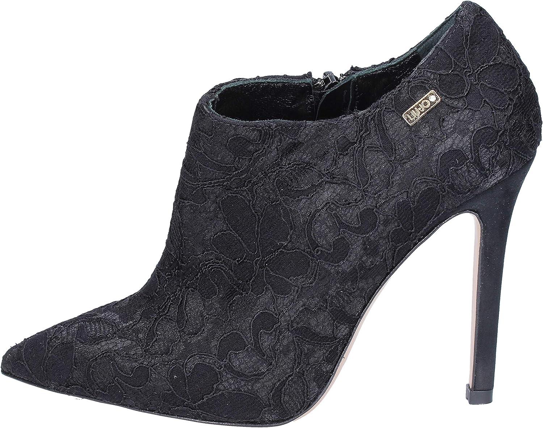 Liu Jo Boots Womens Black