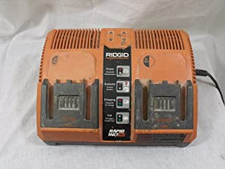 RapidMax Twin Dual Port Battery Charger 140276002
