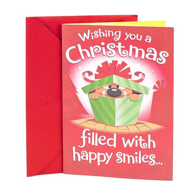 Hallmark Christmas Card for Kid (Pop Up Bear)