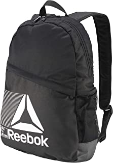 Reebok Sport and Outdoor Backpacks for Unisex, Black, DU3002