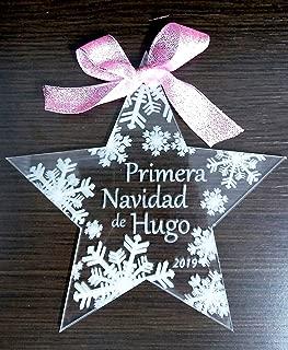 Bola de Navidad, Personalizada, Detalle de Navidad, Regalo