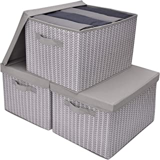 Best cloth basket with lid Reviews