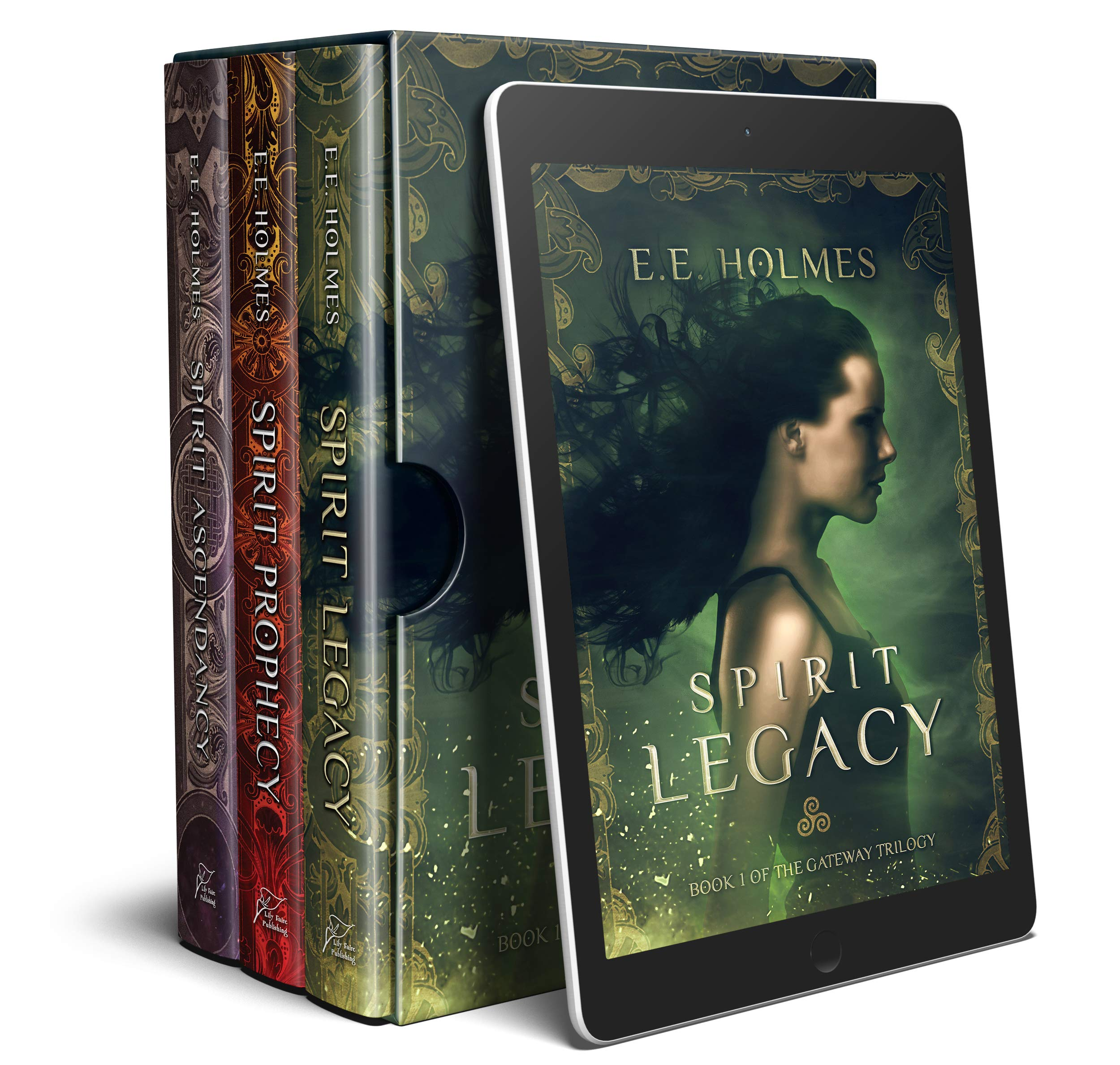 The World of The Gateway (The Gateway Trilogy Books 1-3) (The World of The Gateway Collection Book 1)