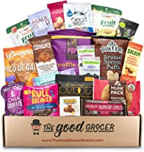 Premium GLUTEN FREE and VEGAN (DAIRY and SOY FREE) Healthy Snacks Care Package (20Ct): Featuring Delicious Wholesome Nutri...