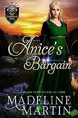 Anice's Bargain: A Scottish Medieval Romance (Borderland Ladies Book 2) Kindle Edition