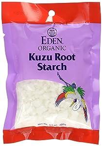Eden Kuzu Root Starch, Organic, 3.5 Ounce