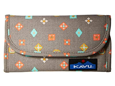 KAVU Big Spender (Fun Foulard) Wallet Handbags