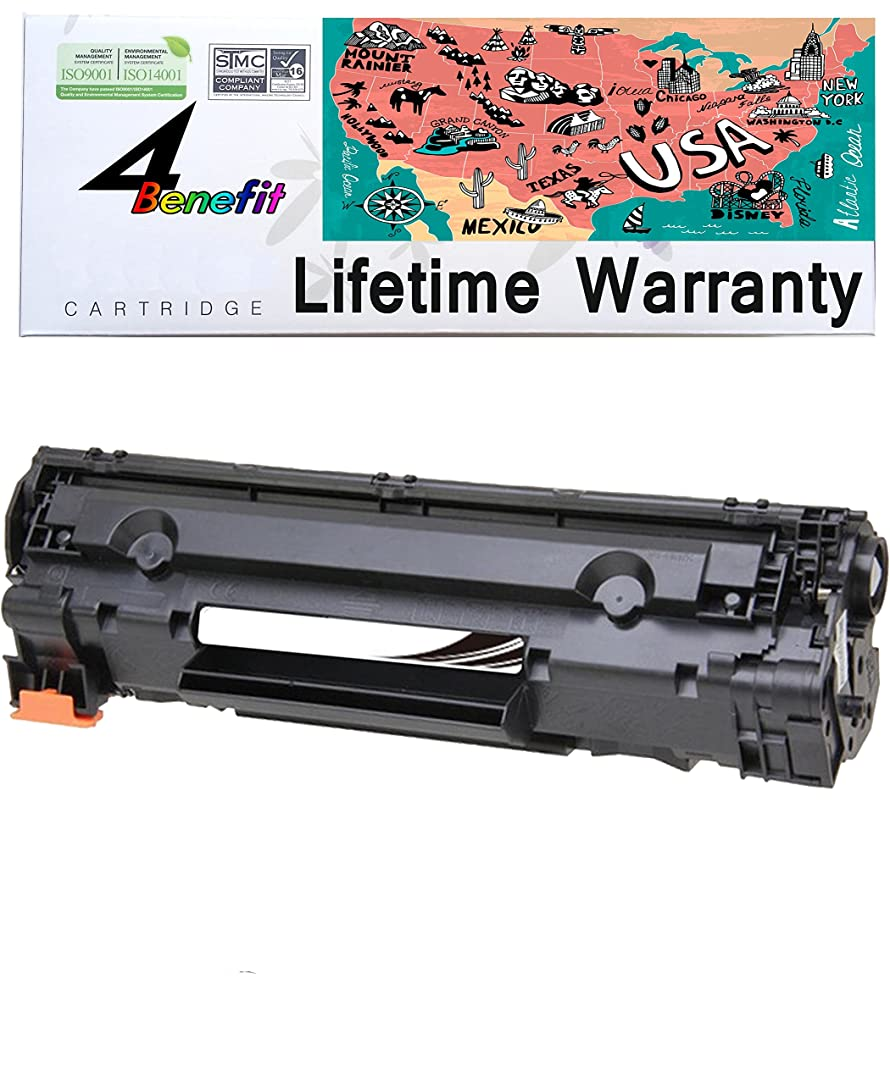4Benefit 1 Pack 48A for HP 48A CF248A Compatible Ink HP M15w MFP M28w Toner Cartridge for use with HP LaserJet Pro M15w M15a HP LaserJet Pro MFP M28w M28a M29w M29a Printer hpr46077784