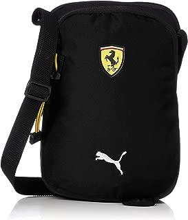 PUMA Unisex-Adult Shoulder Bag, Black - 076679