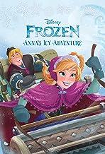 Frozen Anna's Icy Adventure (Disney Chapter Book (ebook))