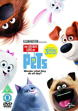 The Secret Life Of Pets Digital Download) [2015]