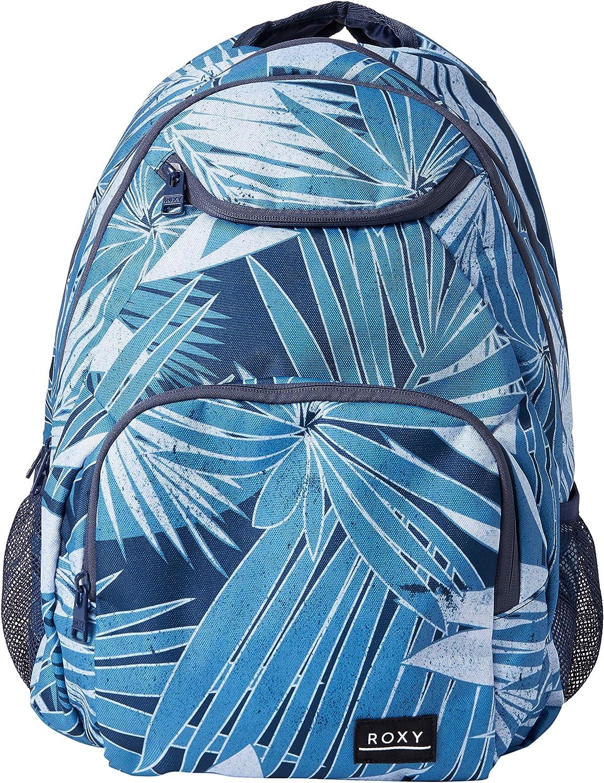 Roxy womens Shadow Swell Backpacks, Mood Indigo Canopy Palms, One Size US