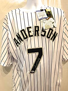 tim anderson jersey