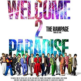WELCOME 2 PARADISE(CD+DVD)