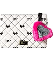 Luv Betsey Carly Convertible Crossbody To Clutch