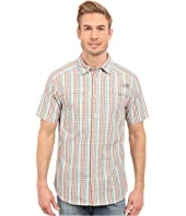 The North Face - Short Sleeve Traverse Plaid Shirt