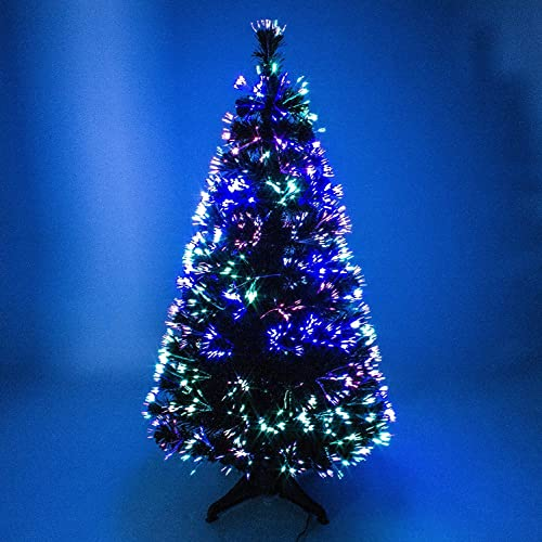 Artificial Christmas Trees Amazon Uk: 4ft Pre Lit Christmas Tree: Amazon.co.uk
