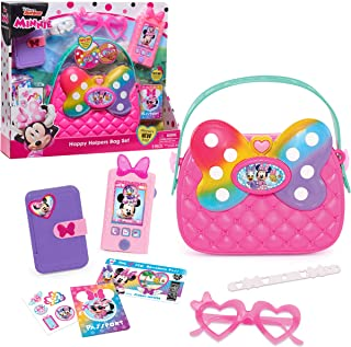 Disney Junior Minnie Mouse Happy Helpers Bag Set, by Just Play