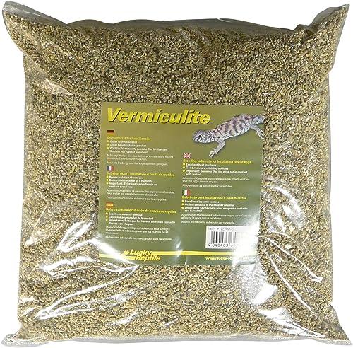 Lucky Reptile Verm-1 Vermiculite 1 L Concentrado para Huevos