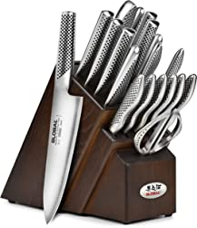 Global Knife Set