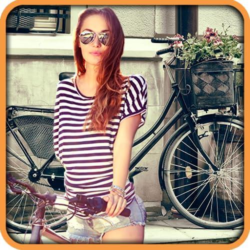 Fahrrad-Bilderrahmen