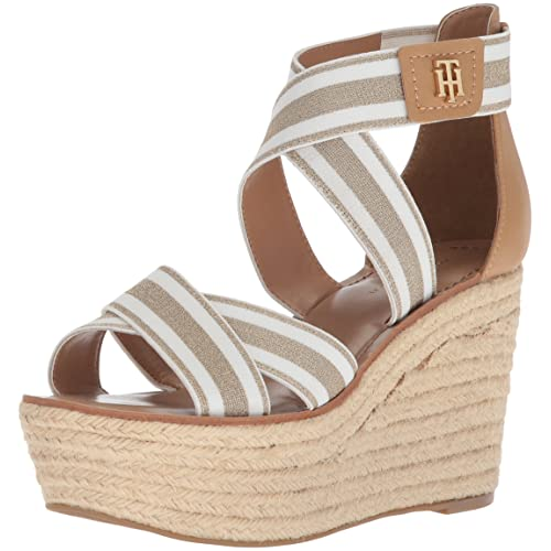02f2034cbdd Tommy Hilfiger Women s Theia Espadrille Wedge Sandal