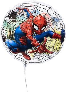 Qualatex Marvels Spider-Man Web Slinger Bubble Balloon, 22-Inch Size