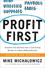 Best profit first ebook Reviews