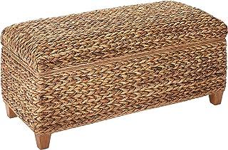 Coaster Fine Furniture 500215 Baúl de Almacenamiento Tejido