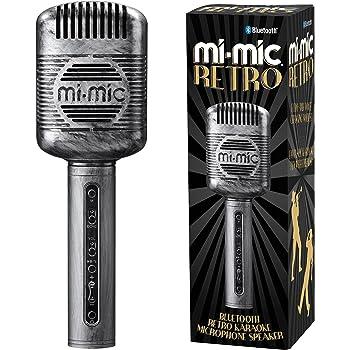 PRIXTON - Micrófono Inalámbrico Profesional, Funciona por ...