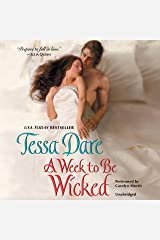 A Week to Be Wicked (Spindle Cove) CD