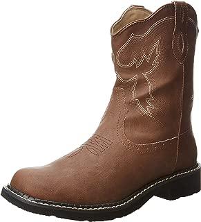 calf roping boots