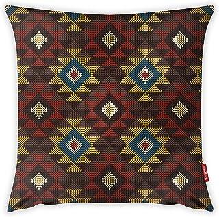 Bonamaison Decorative Throw Pillow Cover, Manufactured in Turkey - Size:45x45 cm