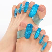 Best gel flex toe stretchers Reviews