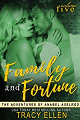 Family & Fortune (The Adventures of Anabel Axelrod Book 5) Kindle Edition