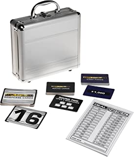 Deal or No Deal Card Game in Aluminum Case