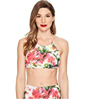Laguna Halter Swim Top