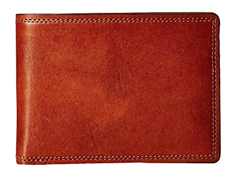 Bosca Dolce Collection Credit Card Wallet W ID Passcase At