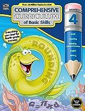 Comprehensive Curriculum of Basic Skills Workbook | 4th Grade, 544pgs