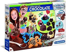 Clementoni - Juego El laboratorio del chocolate (55296) , color/modelo surtido