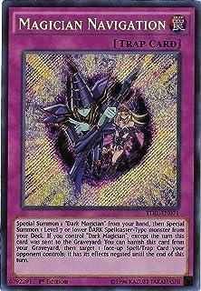 YU-GI-OH! - Magician Navigation (TDIL-EN071) - The Dark Illusion - 1st Edition - Secret Rare