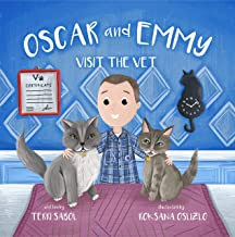 Oscar and Emmy Visit the Vet