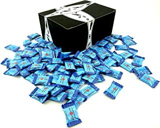The Ginger People Gin Gins Super Strength Ginger Caramel Candy, 1 lb Bag in a BlackTie Box