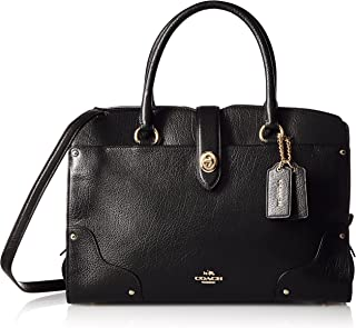 COACH Womens Mercer 30 Satchel